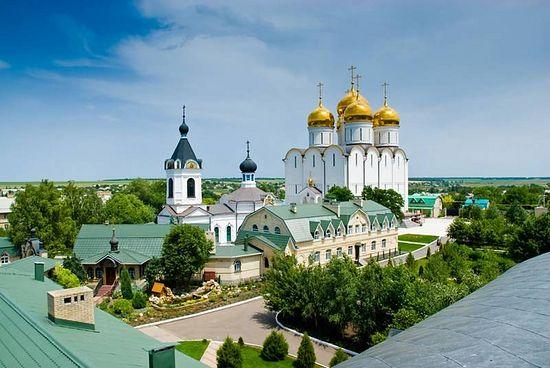 Свято-Успенский Николо-Васильевский монастырь