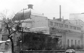 Храм святителя Николая в Покровском, поруганный и разрушенный