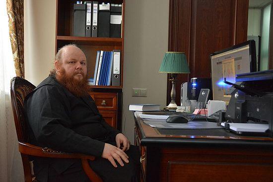 Јеромонах Зосима (Мељник). Фото: А. Поспелов / Православије.Ru
