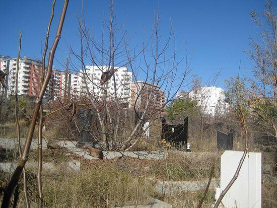 Приштинско гробље 2009.године