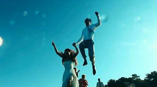 Кадр из фильма «Горько!»