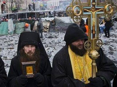 «Отцы, братия и сестры! Я вернулся живым с ул. Грушевского»