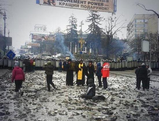 Фото: «Православие в Украине», 21.01.2014