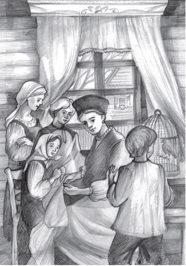 Рисунок Л.А. Вороновой