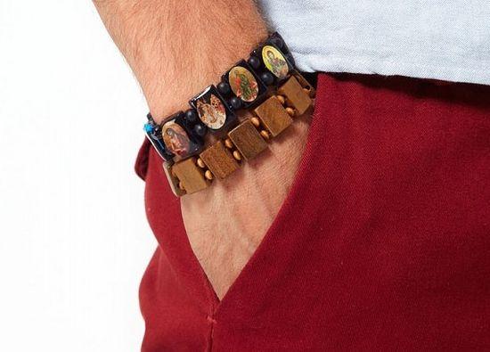 Церковные браслеты на руку мужские купить