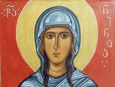 Чудо святой Нины