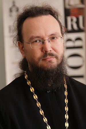 Священник Павел Великанов