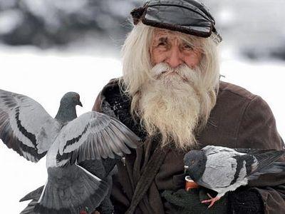 Добрый старец Добри Добрев