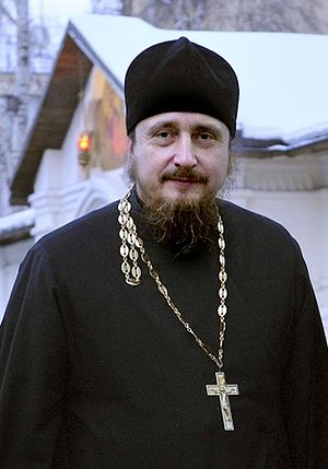 Hieromonk Pavel (Shcherbachev). Photo: A. Pospelov/Pravoslavie.ru