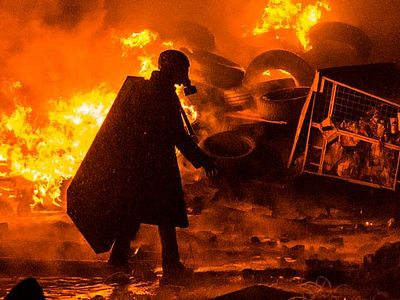По ту сторону баррикад: о духовной сущности «Майдана»