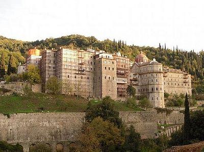 Болгария профинансирует ремонт афонского монастыря Зограф