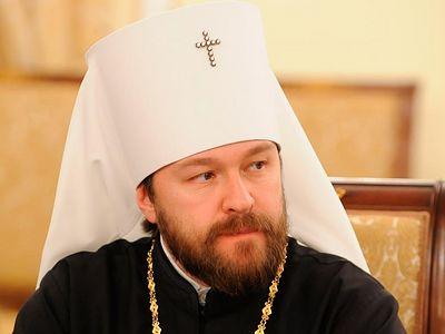 Митрополит Волоколамский Иларион: Святейший Патриарх Кирилл ставит перед собой задачу максимальным образом задействовать весь потенциал Церкви