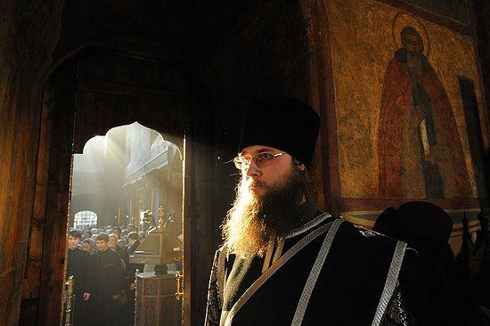 Иеродиакон Серафим (Чернышук). Фото: В.Корнюшин / Православие.Ru