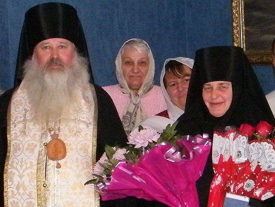 В день монашеского пострига. Декабрь 2013 г.