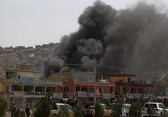 Терракт в Кабуле