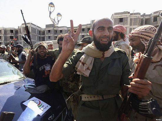 В Ливии