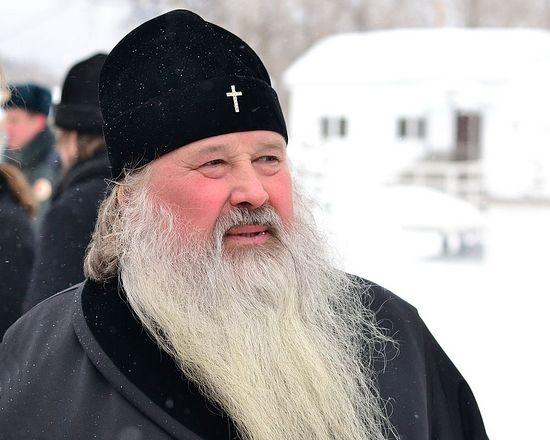 Bishop Tikhon of Yuzhno-Sakhalinsk and Kuril