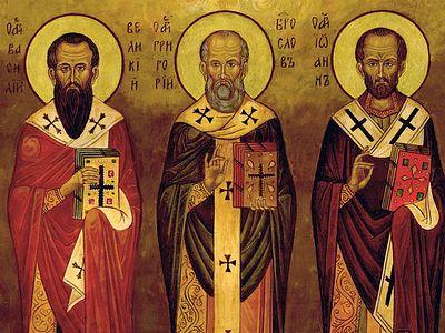 Праздник трех святителей – праздник семейной святости