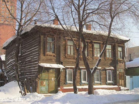 Дом, в котором стояла Зоя