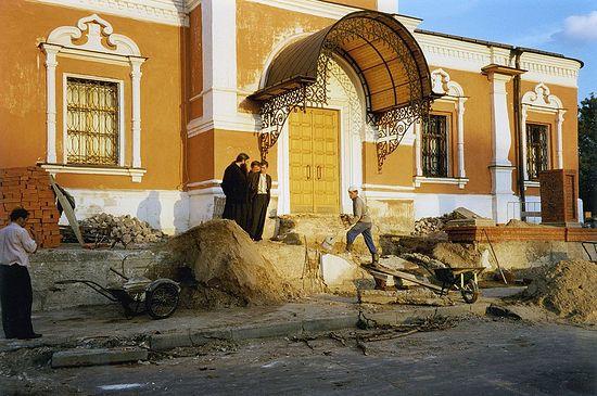 Подворье Троице-Сергиевой лавры. 1997 г.
