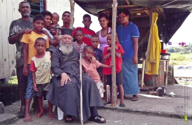 Православная миссия в Республике Фиджи.