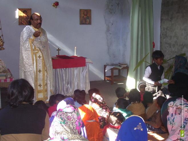Православная миссия в Пакистане.