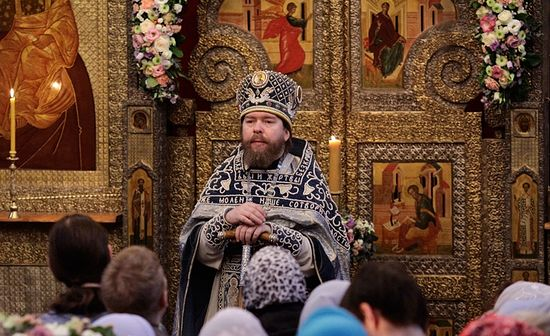 Archimandrite Tikhon (Shevkunov). The Meeting of the Lord.