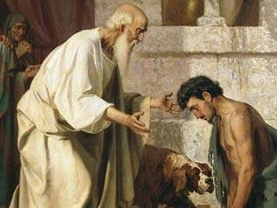 He came to himself – what does this mean?The two things we must know to be saved.