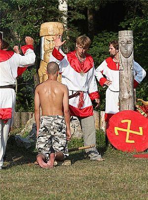 Неоязыческие ритуалы