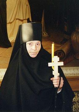 Монахиня Амвросия