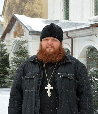 Иеромонах Зосима (Мельник)