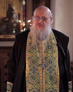 Протоиерей Сергий Правдолюбов. Фото: Православие.Ru