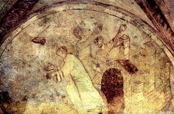 Каменование святого Стефана