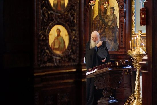 Фото иеромонаха Симона (Новикова)