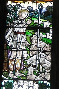 St. Cuthman - shepherd
