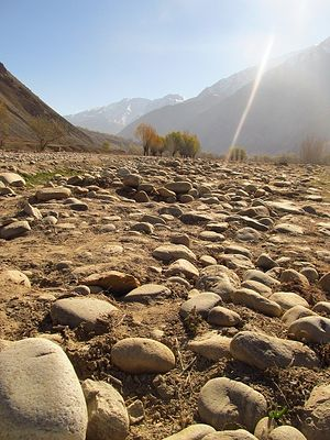 Природа афганского Бадахшана