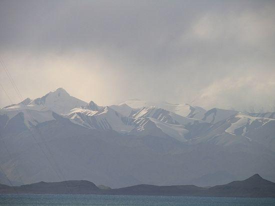 Северный Таджикистан, Памирские горы