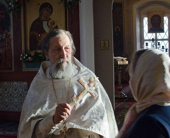 Протоиерей Александр Салтыков. Фото: Александр Филиппов