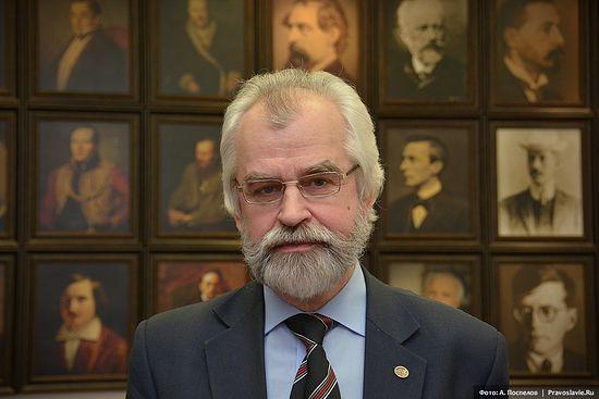 Профессор Александр Николаевич Ужанков. Фото: А.Поспелов / Православие.Ru