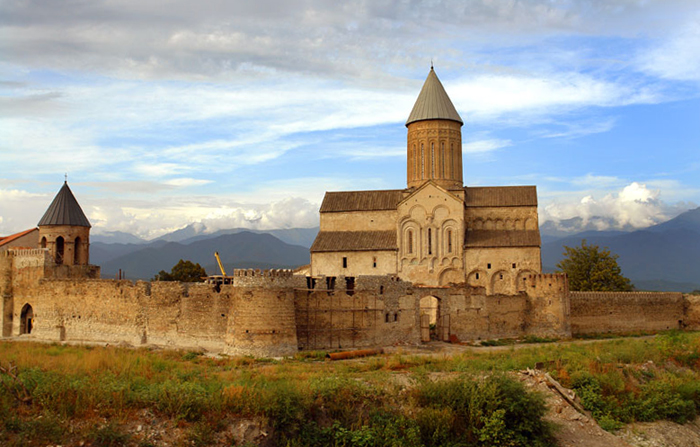 Монастырь Алаверди. Фото Паата Варданашвили