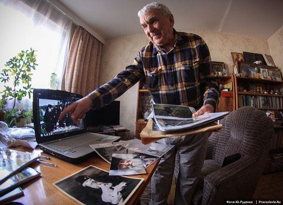 Юрий Анатольевич Кавер. Фото: Ю. Руденко / Православие.Ru