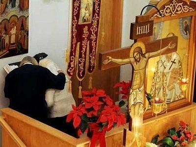 Об исповеди и Великом покаянном каноне