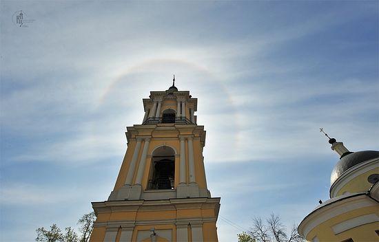 Свято-Покровский монастырь в Москве