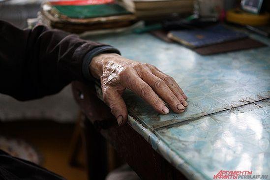 Овај трудољубиви човек никада није могао да замисли свој живот без рада. Фото: АиФ