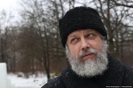 Протоиерей Кирилл Каледа. Фото: Н.Батраева / Православие.Ru