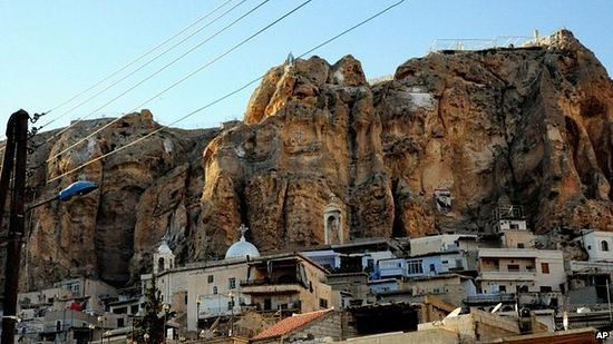 ​The women were seized when rebels attacked the Christian town of Maaloula in December