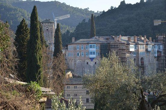 Квартира в греции полихроно