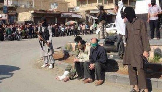 Казни в Ракке. Фото: Интернет