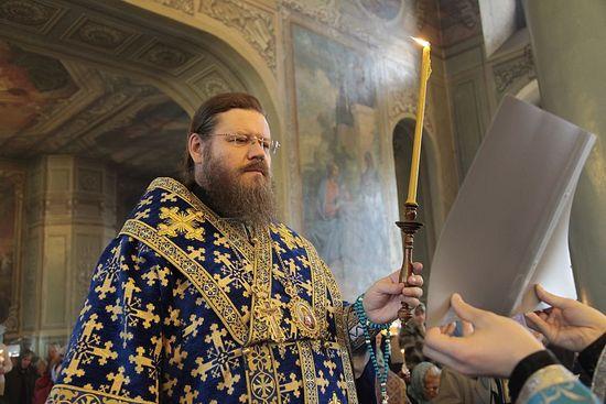 Митрополит Тамбовский и Рассказовский Феодосий. Фото Тамбовской епархии