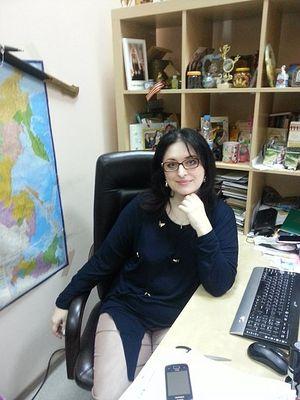 Оксана Гарнаева